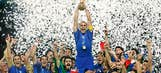 Correction: Italy-World Cup-Photo Gallery story