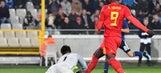 Lukaku gives Belgium 1-0 win over Japan in friendly
