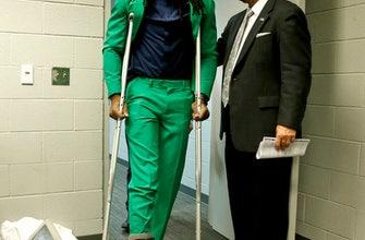 Back from mini break, Seahawks begin life without Sherman