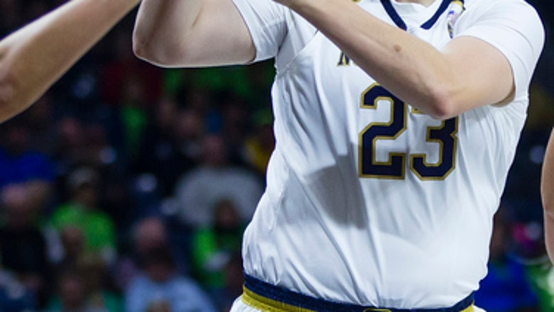 Shepard making immediate impact with Notre Dame
