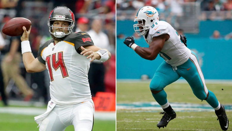 Erratic teams meet when Tampa Bay visits Dolphins