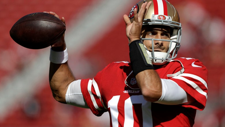 Figuring out Garoppolo will be key for 49ers in stretch run