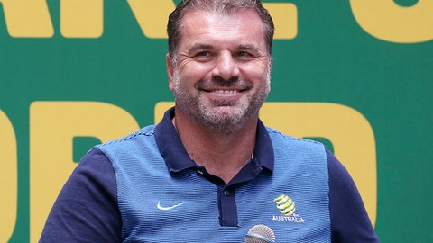 Socceroos boss Postecoglou to front media