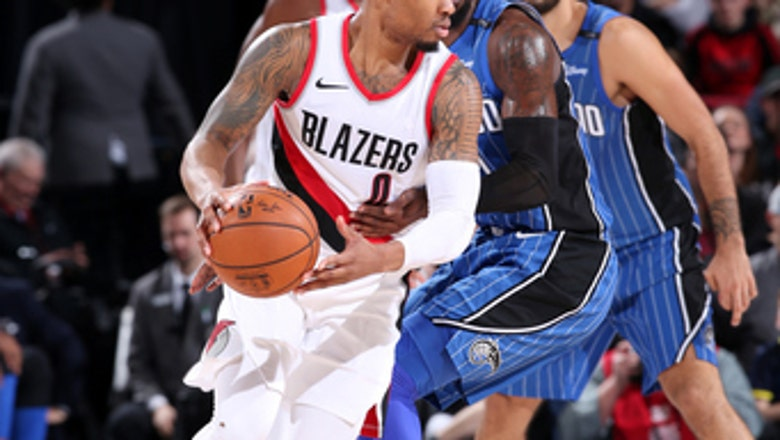 Lillard has 26 points to lead Blazers over Magic 99-94