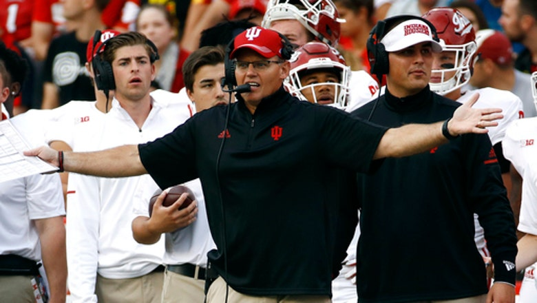 Indiana, Rutgers play with bowl eligibility on the line