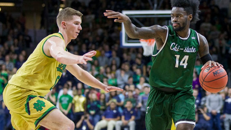 Gibbs scores 23 in No. 13 Notre Dame's 105-66 victory