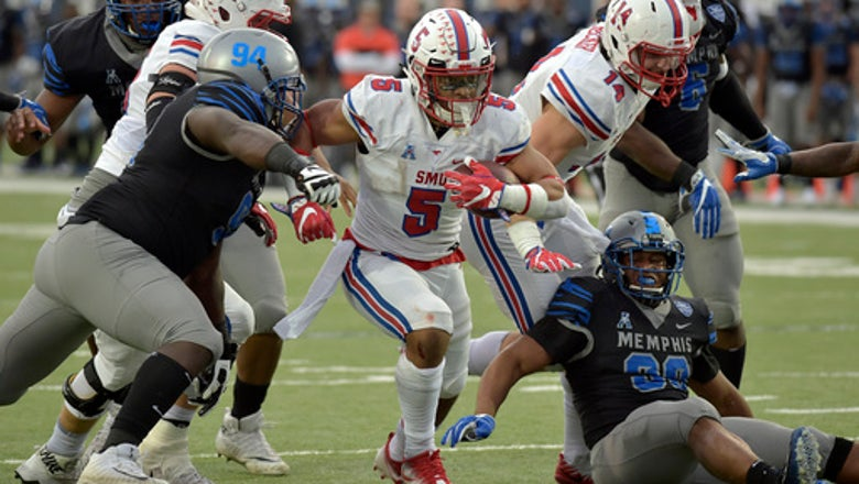 Memphis defeats SMU 66-45 to claim AAC West Division title