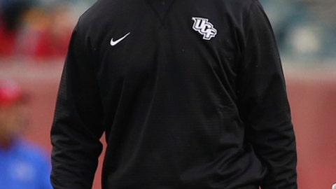Scott Frost says no deal with Nebraska is close