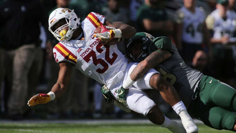 Iowa State ends 2-game skid with 23-13 victory at Baylor