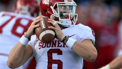 Bovada pulls Heisman odds as Baker Mayfield's 'too big of a favorite'