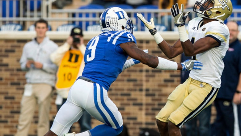 Duke safety McDuffie out for season with knee injury