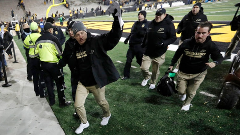 Purdue nears bowl eligibility after bad start, Hoosiers next