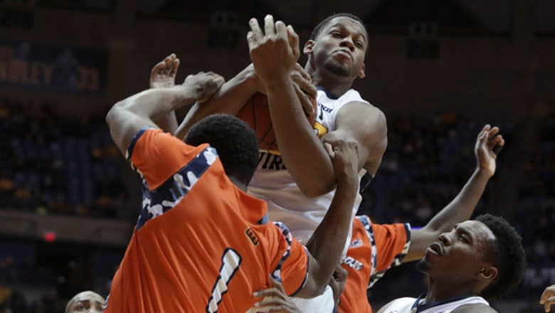 Miles leads No. 24 WVU in rout of Morgan State 111-48