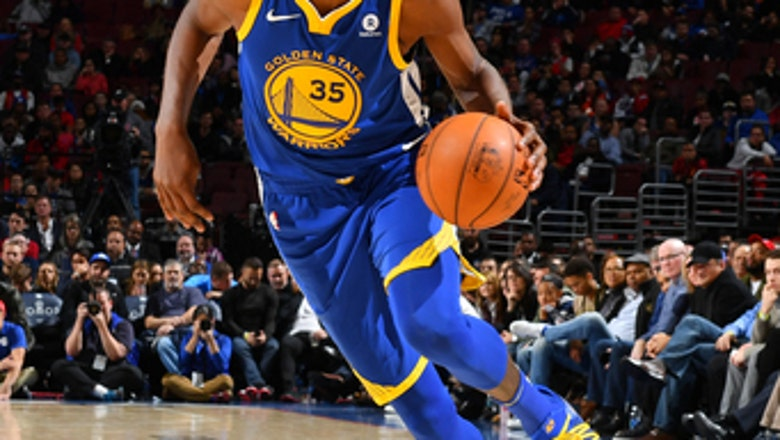 Durant (ankle sprain) to miss Warriors' game at Brooklyn