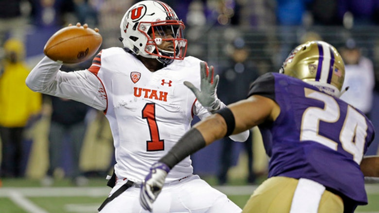 Utah one win from becoming bowl eligible after odd season