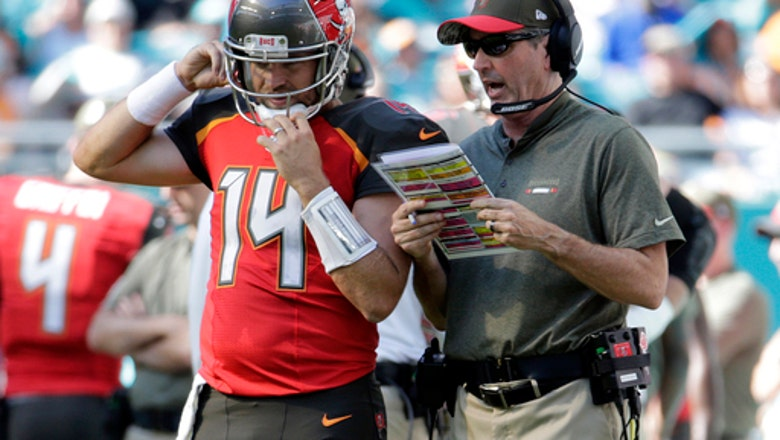 'Grandpa' is 2-0: Fitzpatrick coming through for Tampa Bay
