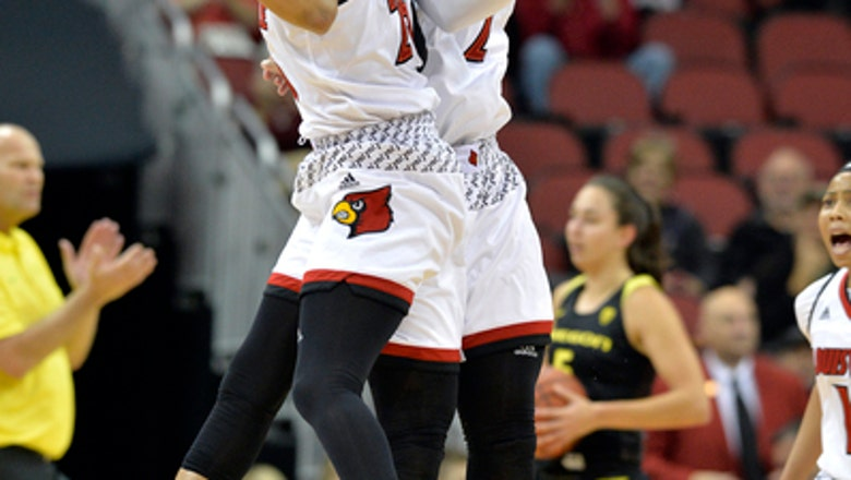 Durr, No. 5 Louisville top No. 10 Oregon 74-61 in WNIT final