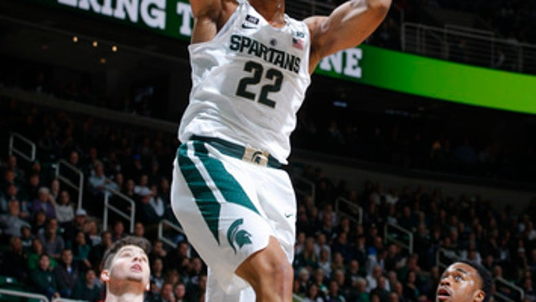 Bridges day to day with ankle injury for No 2 Michigan State