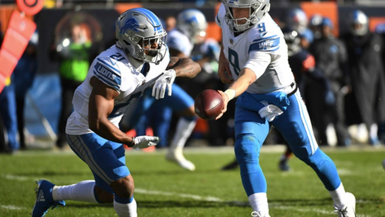 Caldwell wants Lions to treat Vikings as just another game