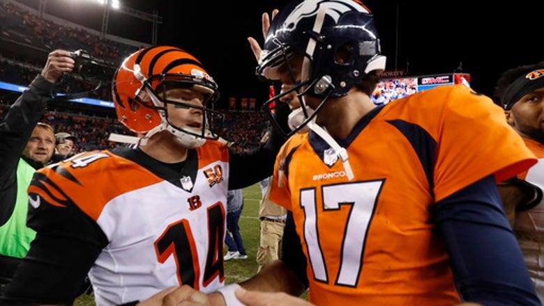 Dalton's 3 TDs lead Bengals past Broncos 20-17