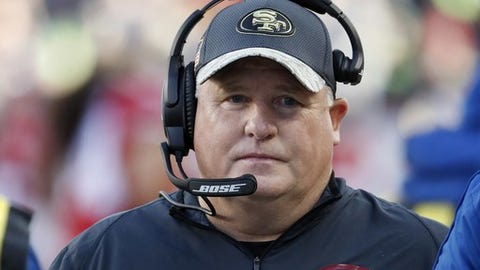 UF officials meet with Chip Kelly about Gators' opening