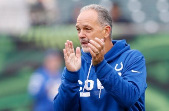 Colts hoping bye week break leads to strong closing flurry