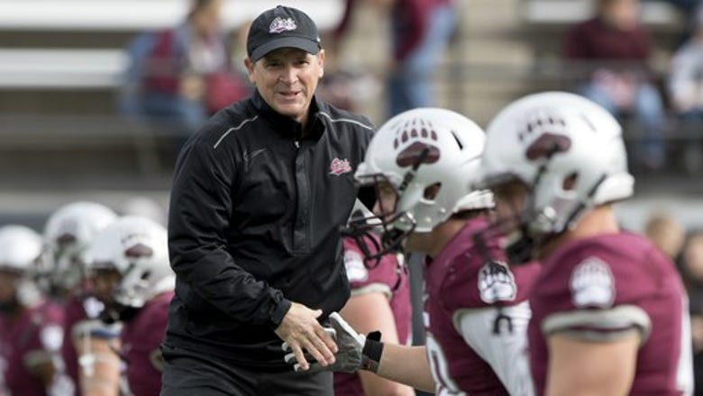 Stitt out as Montana football coach