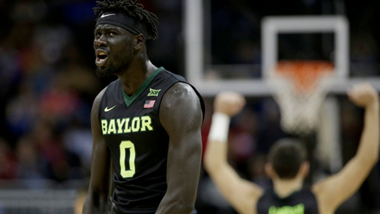 No. 22 Baylor blows most of big lead, beats Wisconsin 70-65