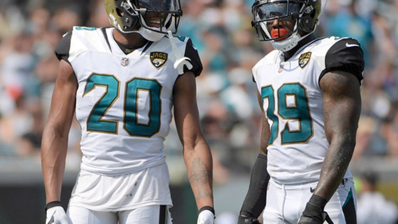 Jaguars holding each other accountable with 'DB fund'