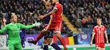 Tolisso leads Bayern over Anderlecht 2-1 in Group B