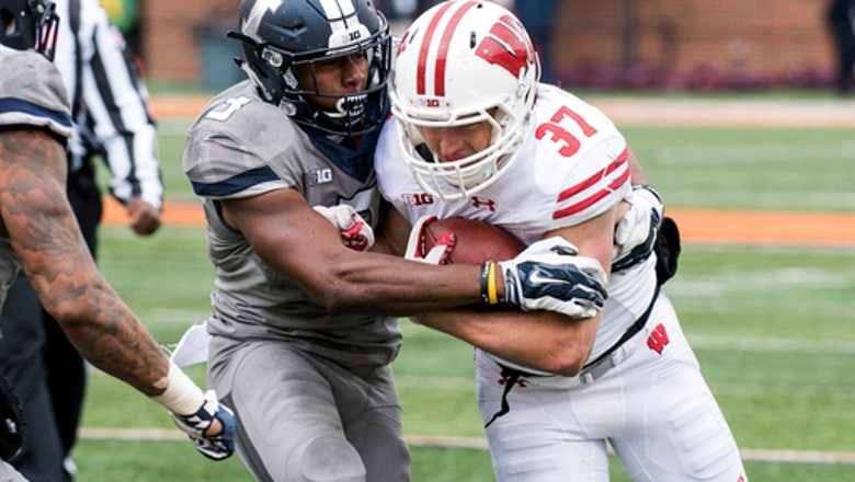Illini leading tackler makes most of his second chance