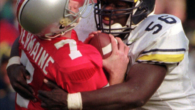 Michigan aims to add to rivalry lore by upsetting Ohio State