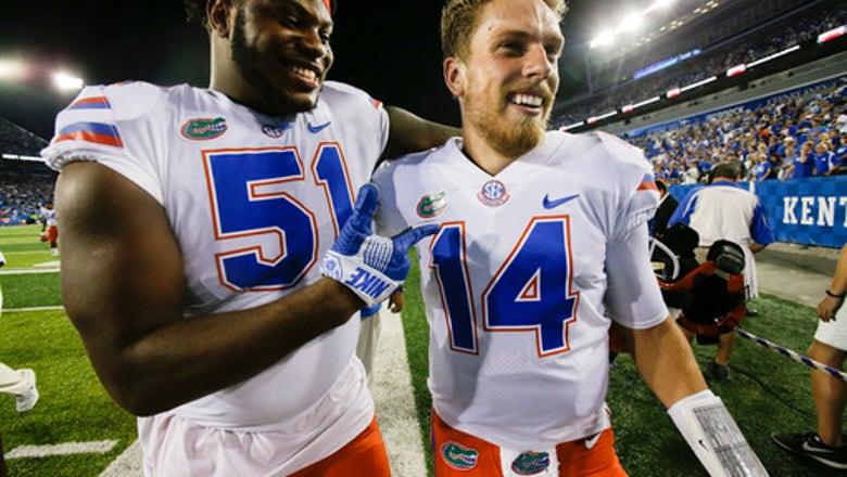 Injured Florida QB Luke Del Rio ends 'unique college career'