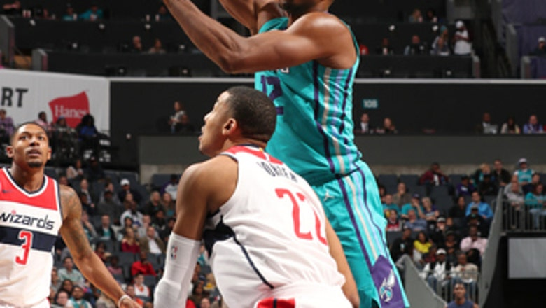 Howard, Hornets rally to beat Wizards 129-124 in overtime