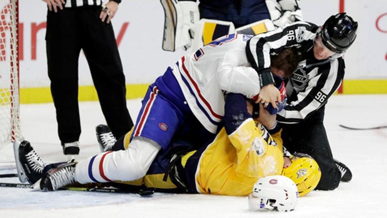 Forsberg, Turris lead Predators past Canadiens 3-2 in SO