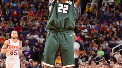 Khris Middleton, Bucks forward (↑ UP)