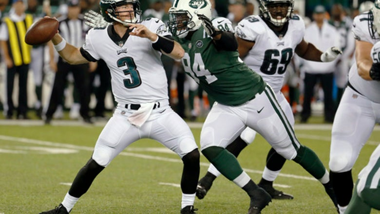 Ealy focused on winning with Jets, not revenge vs. Panthers