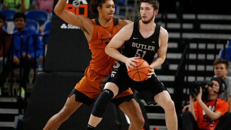 Texas holds off Butler 61-48 in the PK80