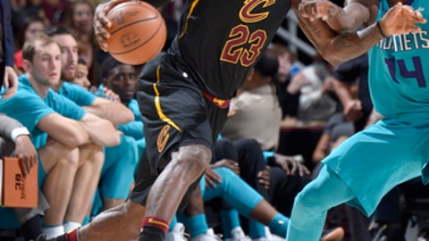 Player Grades from Cavaliers' Win Against CHA — Cleveland Cavaliers