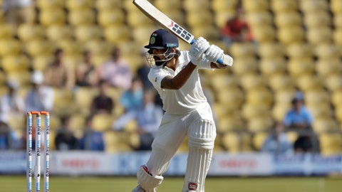 Nagpur Test, Day 2: Vijay, Pujara power India to 97/1 at lunch
