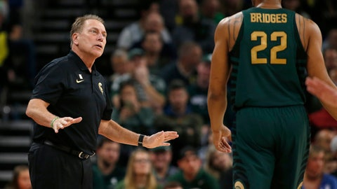 Michigan State Basketball Gameday: A thanksgiving helping of Spartans basketball