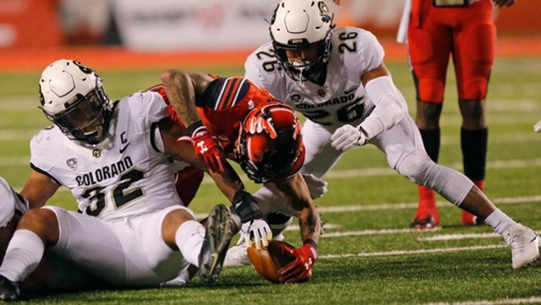 Bowl bound: Utah beats Colorado 34-13 behind RB Zack Moss