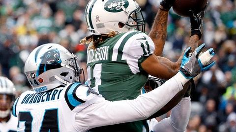 Grading the Panthers defense at NY
