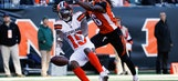 Drop zone: Browns WR Coleman still bothered by major miscue