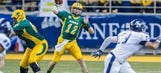 "Bison coming off a bye typically means ""bye, bye"" for opponents"