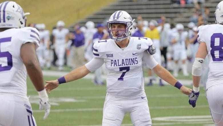Furman gets second shot to take down Wofford