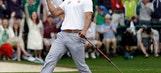 Sergio Garcia has 67, 1 stroke behind Australian PGA leaders