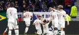 Monaco slumps to 2nd consecutive loss in French league