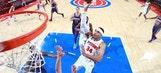 Reggie Jackson scores 23 points, Pistons rout Suns 131-107