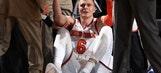Kanter leads Knicks to easy win despite Porzingis injury